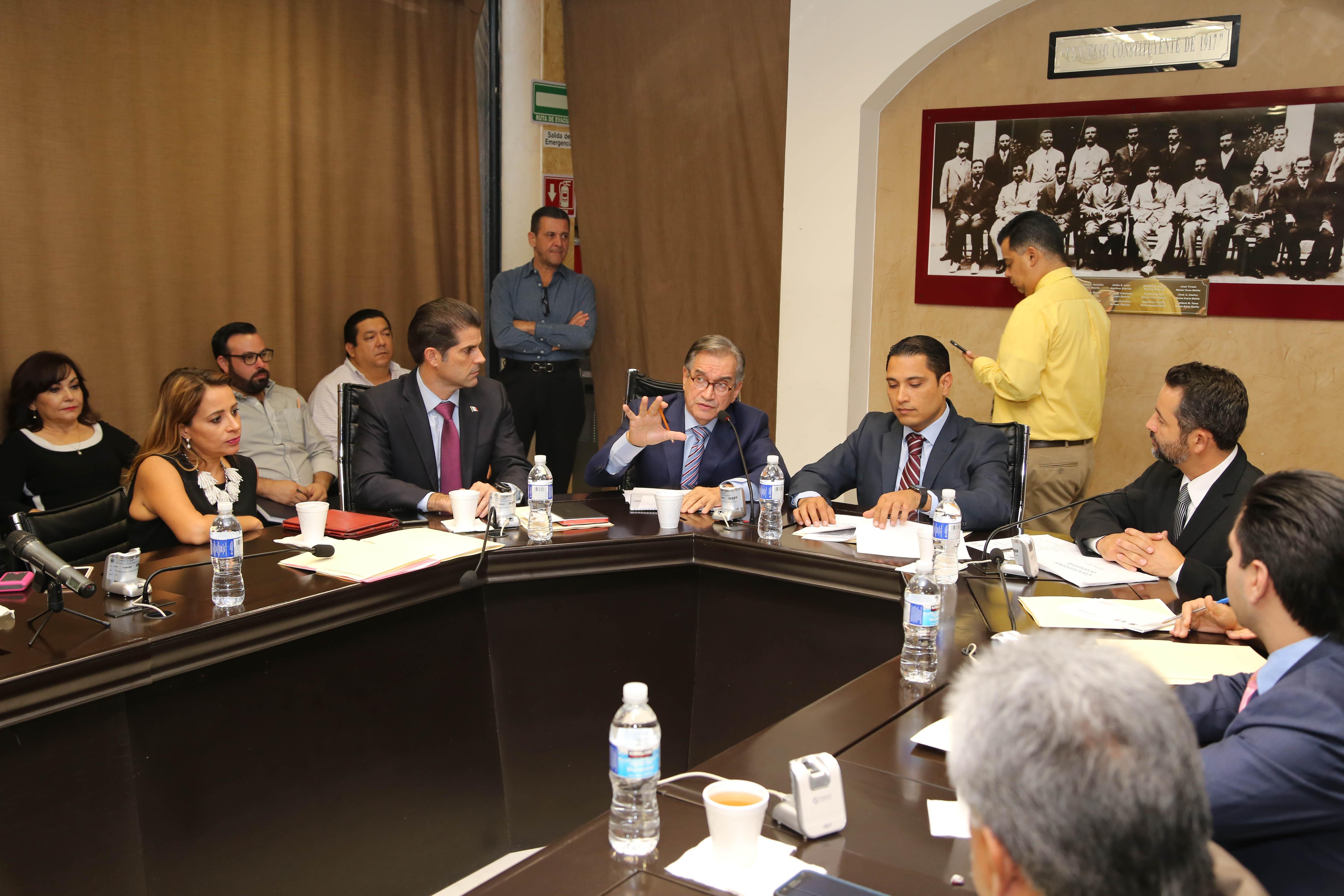 VIDAL AHUMADA : Reto del Gobierno de Sonora es continuar generación de empleo e inversión