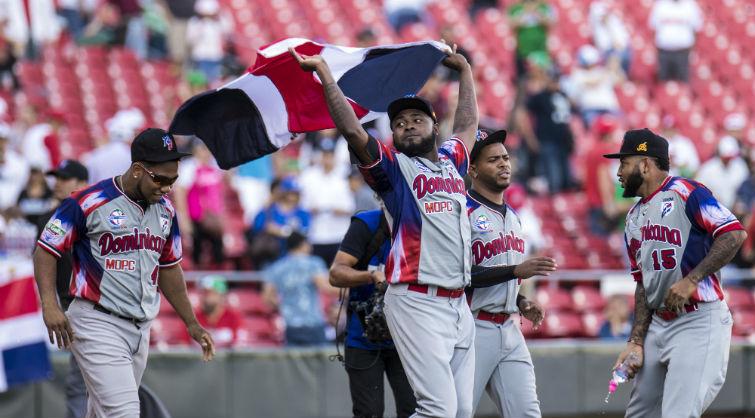 Venezuela apalea 15-4 a Rep. Dominicana