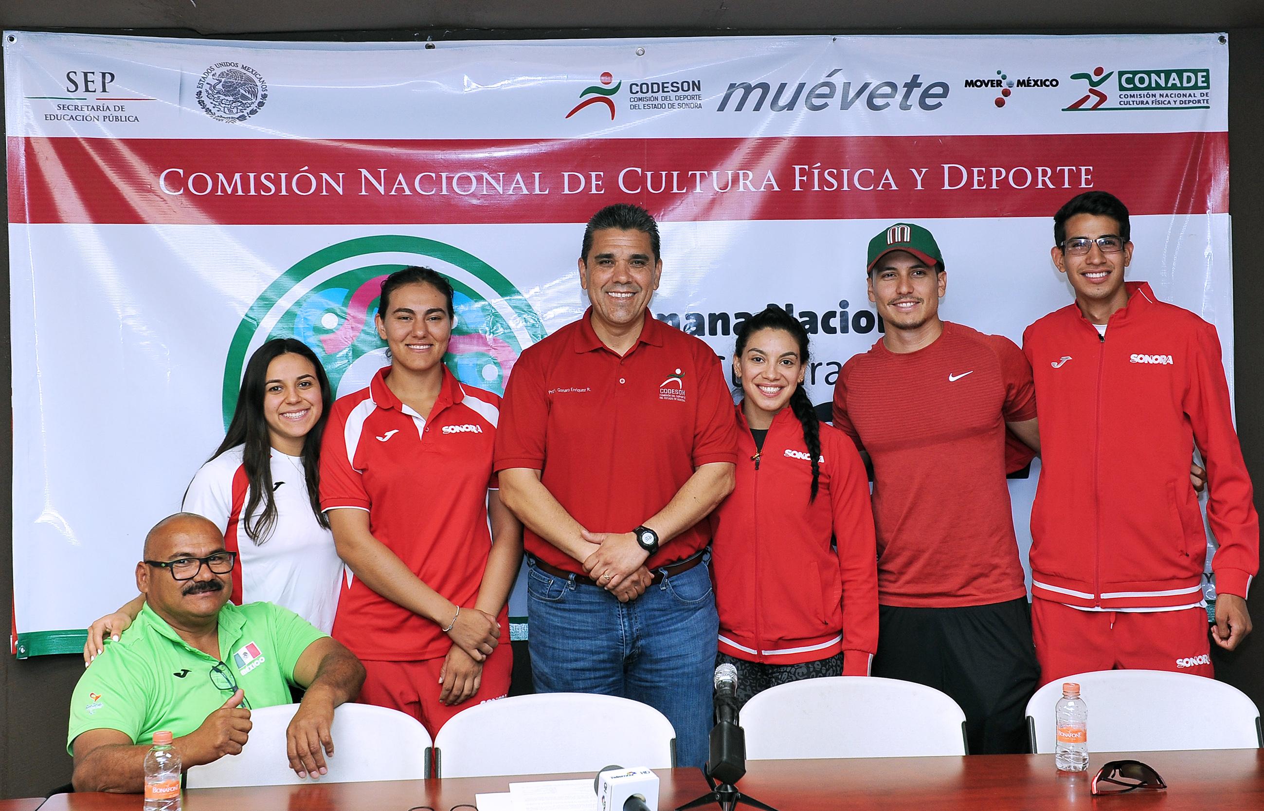 Arranca Semana de la Cultura Física y Deporte en Coahuila